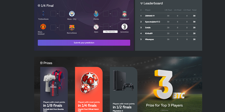 FortuneJack Sportsbook offer - win a ps4!
