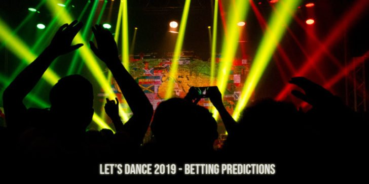 Let's Dance 2019 Betting Predictions