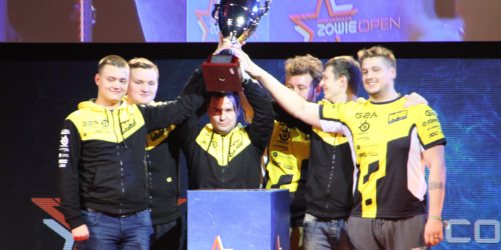 Astralis have the Best CS GO BLAST Pro Series Madrid 2019 Odds to Retain the Title