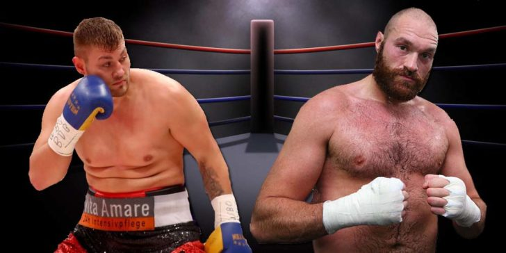 Fury vs Schwarz Betting Odds