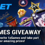 Play with 1xGames and win an iPhone XS!