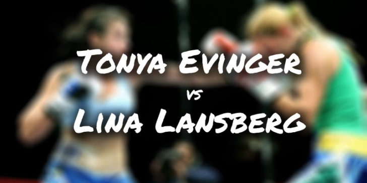 Tonya Evinger vs. Lina Lansberg Betting Odds