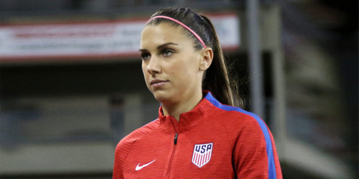 Women's World Cup Predictions: Alex Morgan is Expected to Become Top Scorer