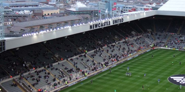 Newcastle United Premier League outright betting odds