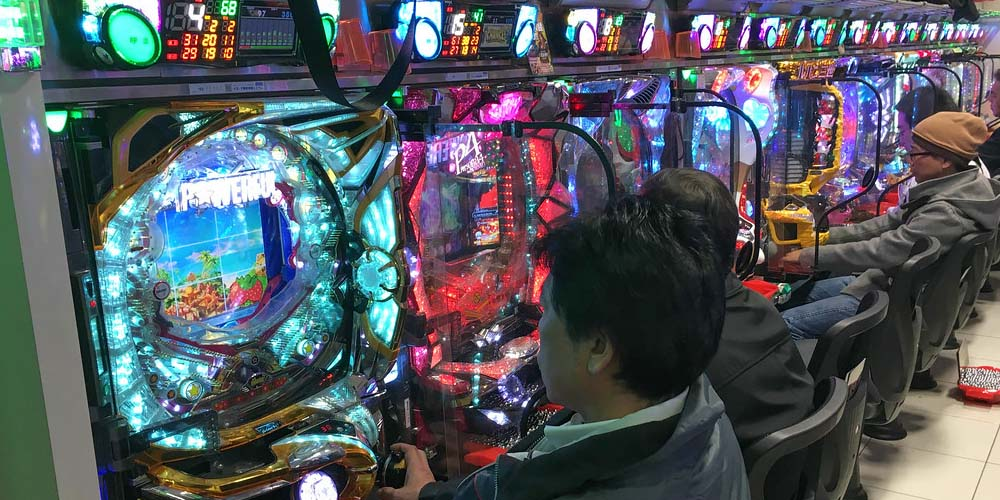 online gambling regulation in Japan