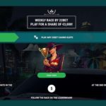 Weekly Race Online Slot Tournaments Every Week at 22BET Casino