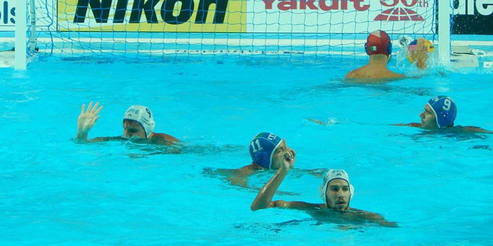 Kazan 2015 Greece vs Italy Water Polo World Cup Betting Predictions