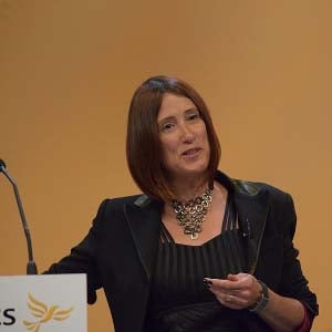 Jane Dodds 2019 By election LibDem Candidate