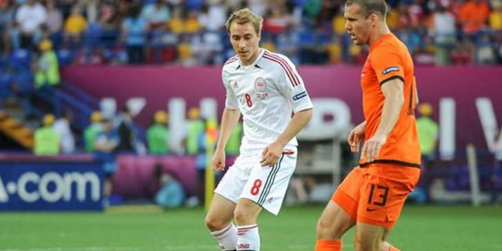 Bet on Christian Eriksen's Next Club to be Manchester United After The Summer Transfer