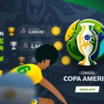 Six Round of Prizes at FortuneJack Sportsbook Copa America Tournament