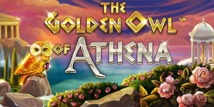 free spins for The Golden Owl of Athena