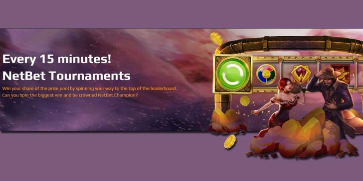 netbet casino free spins promotion
