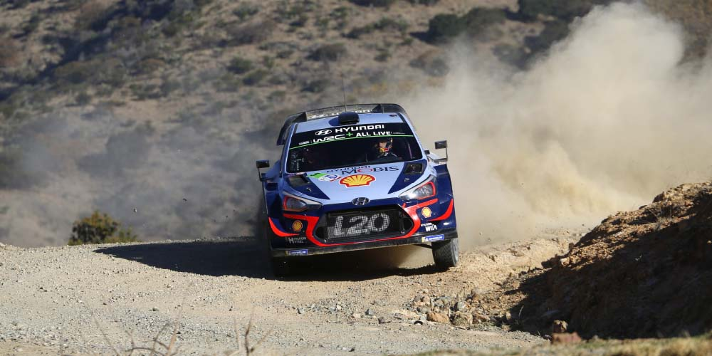 WRC 2019 Betting Tips Thierry Neuville