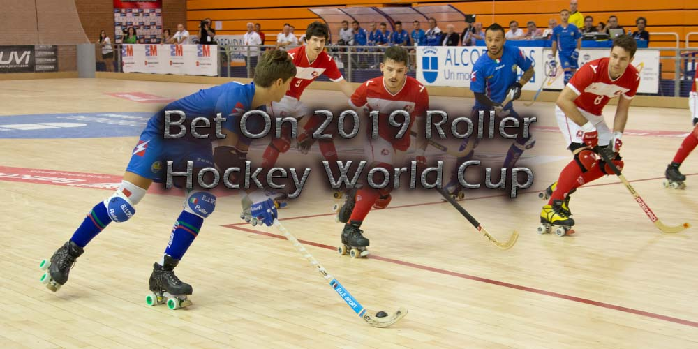 Bet on 2019 Roller Hockey World Cup Italy