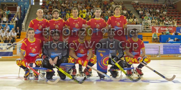 Bet on 2019 Roller Hockey World Cup Spain