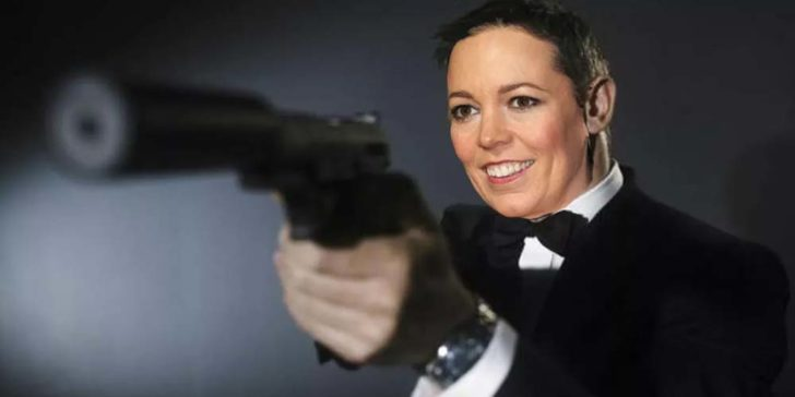 Odds On Olivia Coleman To Be The Next Bond