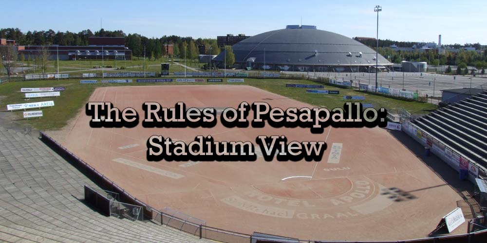 The Rules of Pesapallo Pitch Stadium