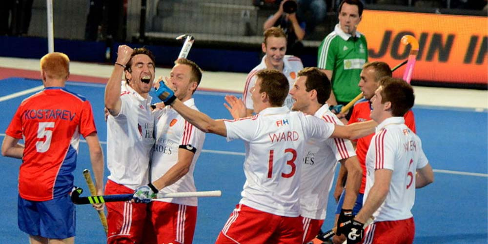 2019 Men's EuroHockey Nations Championship Odds England vs Russia