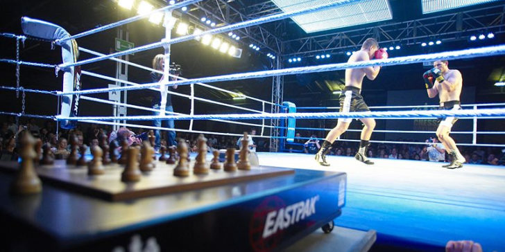 How To Be A Chess-Boxing Champion Against All The Odds