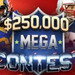 $250,000 Prize Pool for the 2019 NFL Betting Contest at Bet Online Sportsbook