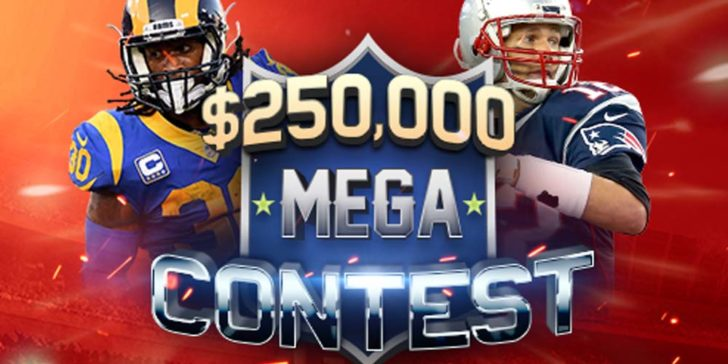 2019 NFL betting contest