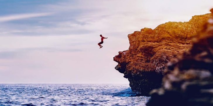 How To Win At Cliff Diving