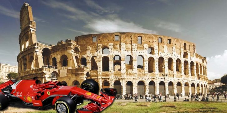 Win a Trip to Italy for 2 to watch Formula 1 Italy GP with Omni Slots