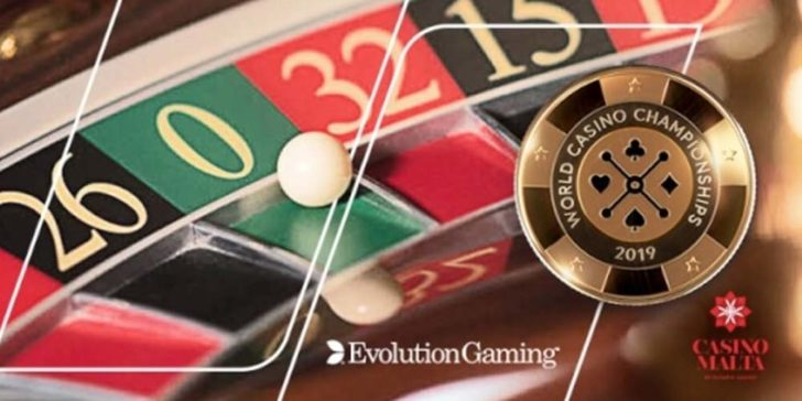 Win World Casino Championships tickets