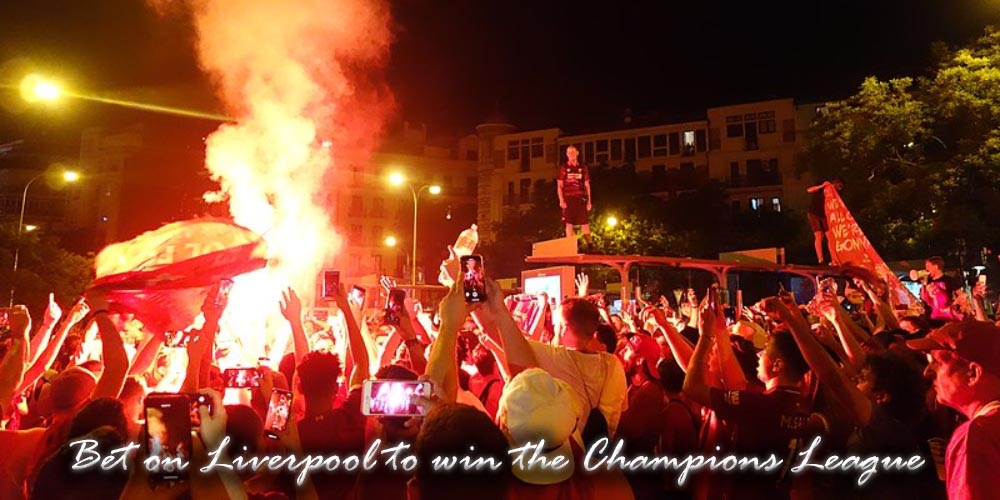 UEFA 2020 Champions League Betting Predictions, UCL, Football, Weird Bets, Online Sportsbooks, Unibet, Weird Betting Markets, Weird Odds, Weird Bets, Online Gambling Sites in the UK, GamingZion, Weird UCL bets, Champions League Bets, Bet on Champions League, Champions League Odds, Weird Champions League odds, bet on FC Liverpool, Liverpool odds, bet on Liverpool, Anfield Road, Liverpool, England, Football Fans, Weird Bets, Online Sportsbooks, Unibet, Weird Sports bets