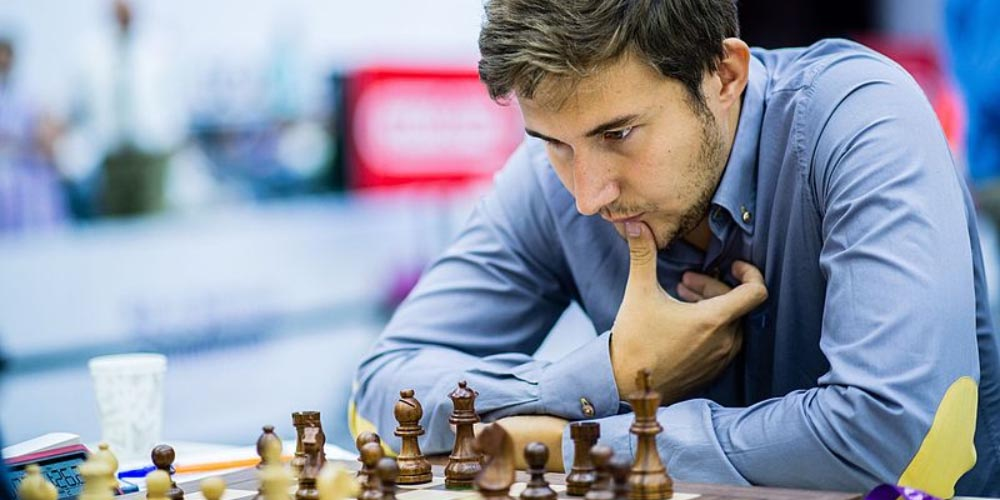 Bet on Grand Chess Tour Bucharest 2019 Sergey Karjakin