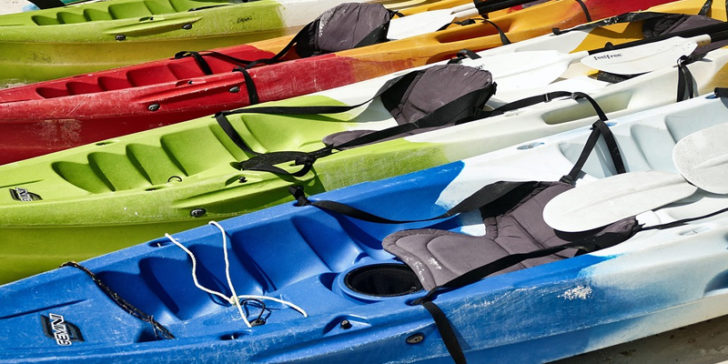 How to Kayak to Olympic Standards