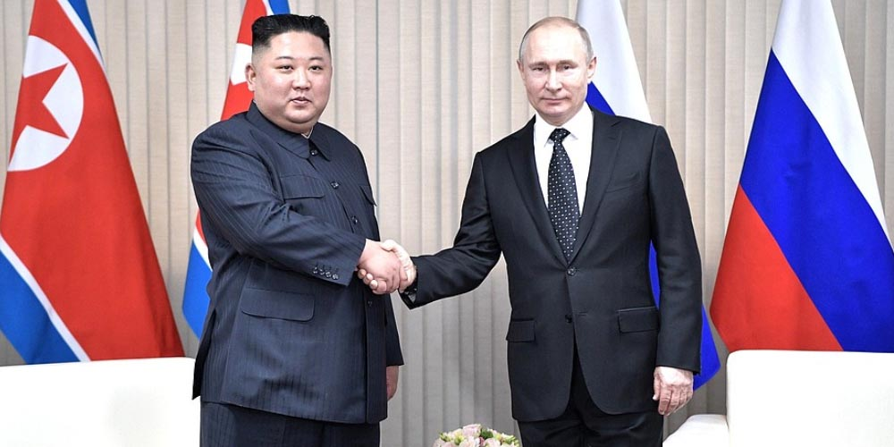 North Korean Leader Predictions Kim Jong Un Vladimir Putin