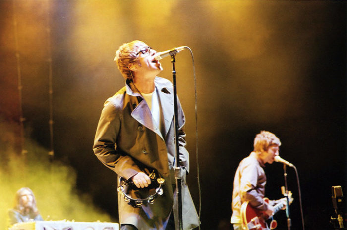 Oasis Reunion Betting Odds Liam and Noel Gallagher