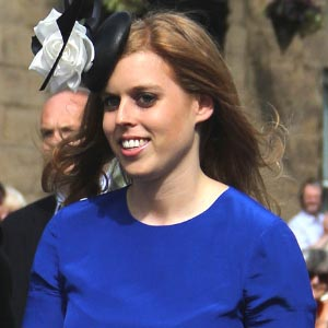 Princess Beatrice Wedding Outfir Predictions Blue