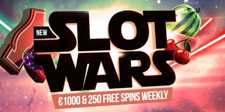bitstarz casino slot wars promotion
