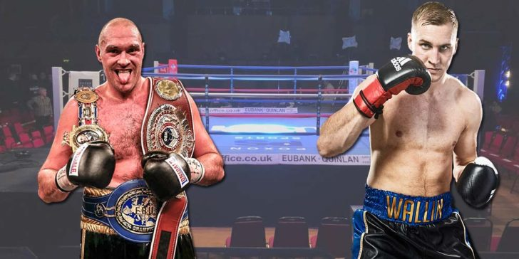 Tyson Fury vs Otto Wallin Betting Prediction