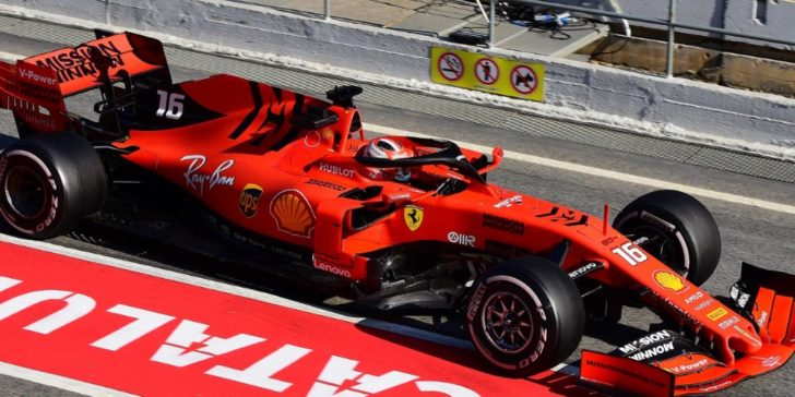 2019 Mexican Grand Prix Betting Predictions are in Favor of Leclerc's Victory