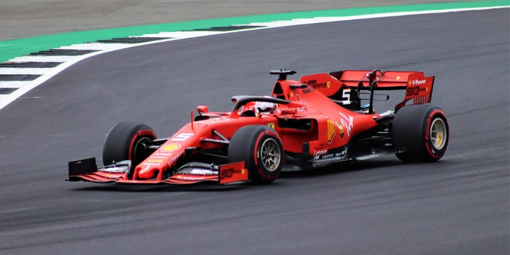 2019 United States Grand Prix Betting Predictions Sebastian Vettel F1 Car Ferrari