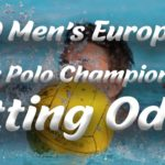 2020 Men's European Water Polo Championship Betting Odds: Open Race for the Title