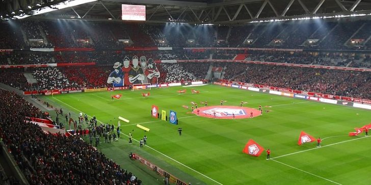 Bet on Lille vs Valencia First Match in UEFA Champions League Group Stage