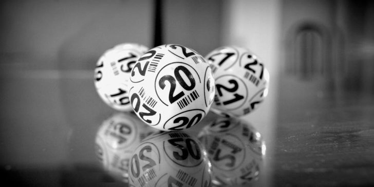 Indian Lottery Industry Numbers Balls