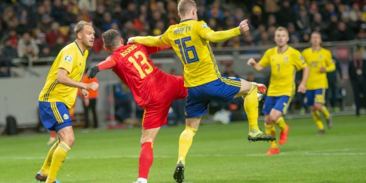 Romania vs Sweden Betting Predictions Claudiu Keserü vs Emil Krafth