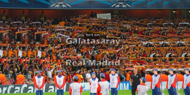 Bet on Galatasaray vs Real Madrid