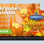 bgo Casino's Autumn Gold Tournament: Win Free Spins in October