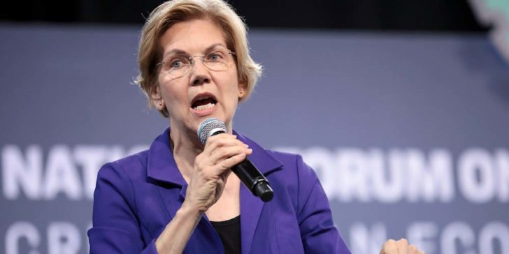 Why The Odds On Elizabeth Warren Should Worry Donald Trump