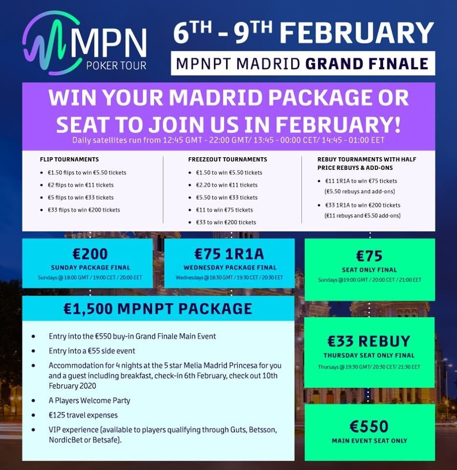 Promotion Gambling Online Casino Poker Room Madrid Spain Holiday Trip Giveaway Vip Packages at 32Red Poker Tournament Casino Bonus Online Gambling Holiday Giveaway Promo