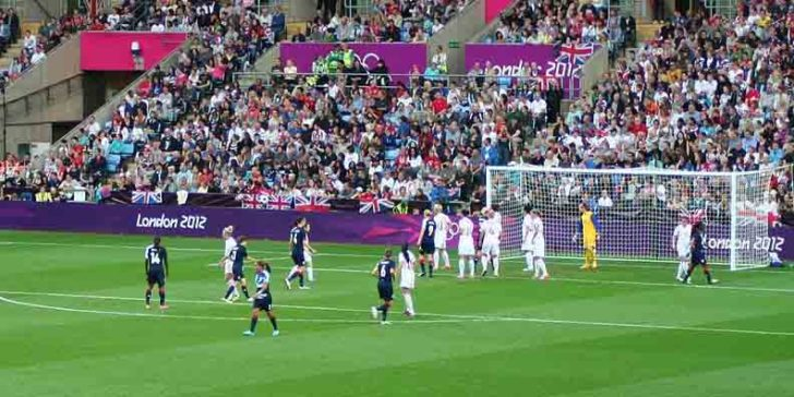 bet on Great Britain to win Tokyo olympics football 2020