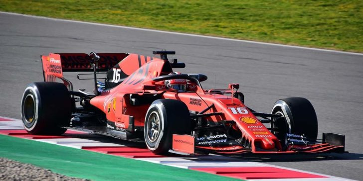 Bet On Charles Leclerc
