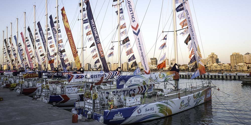How To Win The Round The World Yacht Race