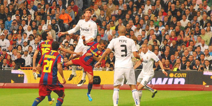 Real madrid v barcelona betting odds wow how to make gold fast with mining bitcoins